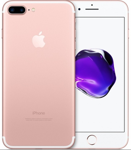 pamada store apple iphone 7 plus 32gb oro rosa. Black Bedroom Furniture Sets. Home Design Ideas