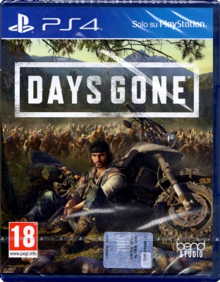 DAYS GONE,PLAYSTATION 4,PS4,Italiano