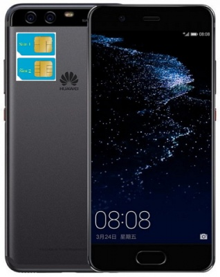 Huawei P10 Dual Sim 64GB Graphite Black