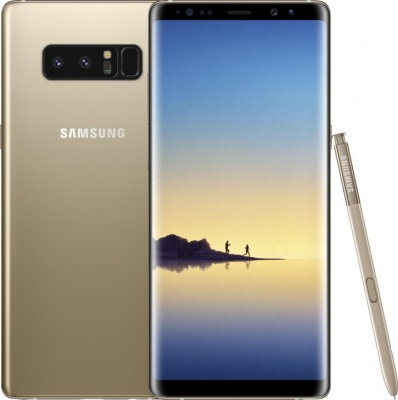 Samsung Galaxy Note 8 N950F 64GB Maple Gold