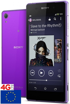 Sony Xperia Z3 D6603 16GB Purple Viola